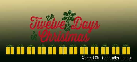 12 days of christmas/the Twelve Days of Christmas