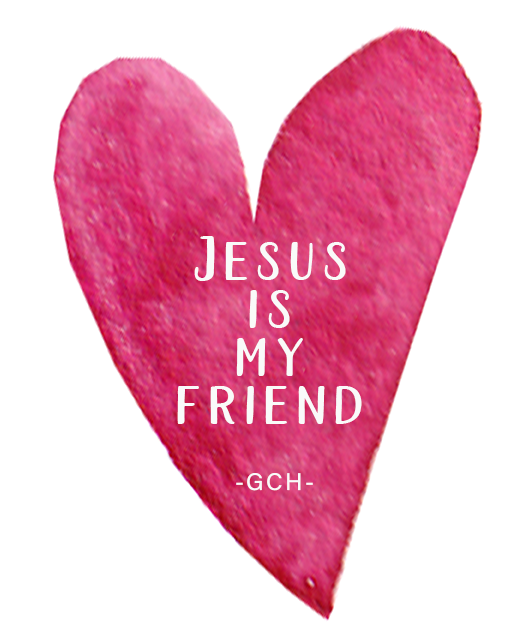 I have a friend - Jesus