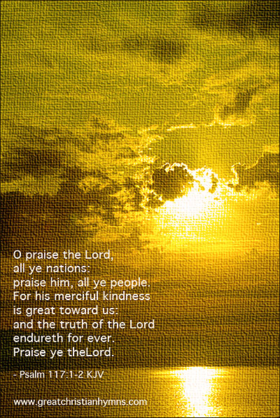 Praise and Worship Hymns and Songs